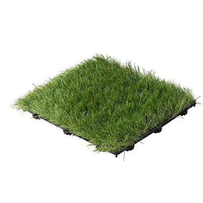 Artificial Grass Deck Tiles (1 PC)
