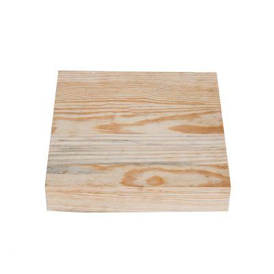 Wooden Trolley - Brown (TRL-BR-013)