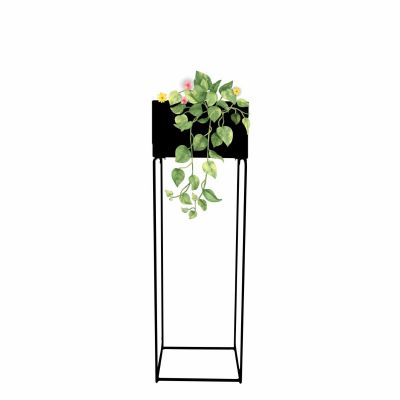 Sharpex Heavy Metal Potted Plant 1 Tier Rack Stylish