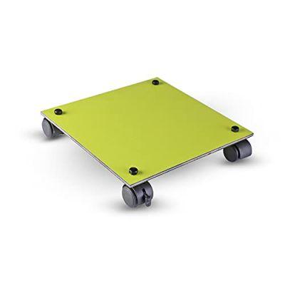 Square Rack Trolley-Set of 1-TRL-GR-01