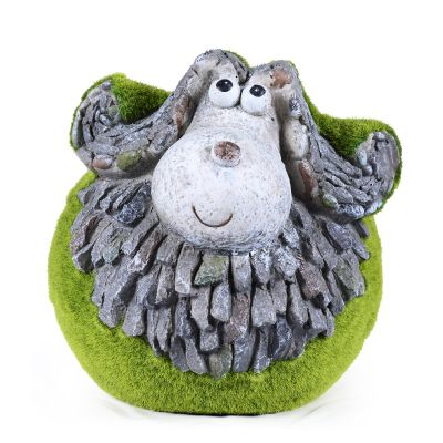 Sheep Sculptures Artificial Grass( SCULP-GL-012 )
