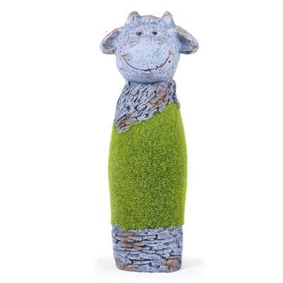 Cow Sculptures Artificial Grass( SCULP-GL-016 )