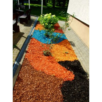 Sharpex Eco Friendly Garden Deko/Mulch Wood Chips