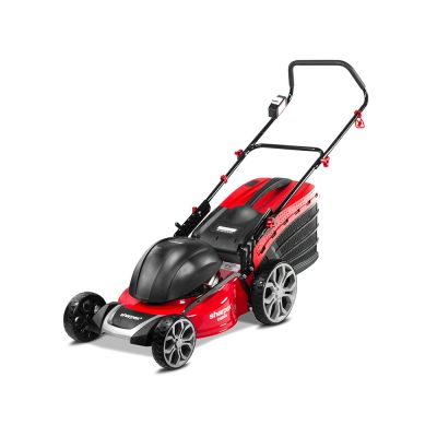 Sharpex Electric Lawn Mower (18 Inch Cutting Blade, Single Phase 2.5 HP motor)