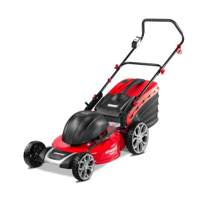 Sharpex Electric Lawn Mower (21 Inch Cutting Blade, Single Phase 2.5 HP motor)