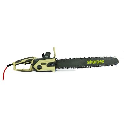 28-Inch Corded Light Weight Easy Chainsaw with Low-Kickback Corded Power 3000 Watt