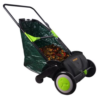 Manual Dry Leaves & Grass Collector